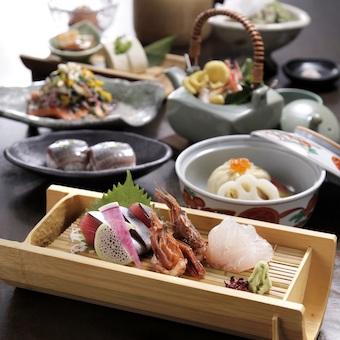 まかないがすごい!この和食を作る料理人が健康で美味しいまかないを作ってます!