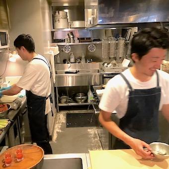 【リニューアル】中目黒の最先端を行く!新感覚フレンチで人生を豊かにするキッチンバイト☆