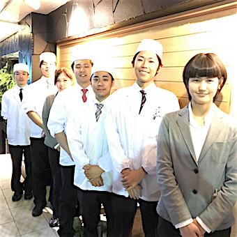 ホテル出身のステキな板長さんや楽しい仲間と一緒に働こう!