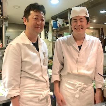 日本料理の名店で和食とそば打ちを学ぶ。東京駅直結のお店で通勤楽々♪