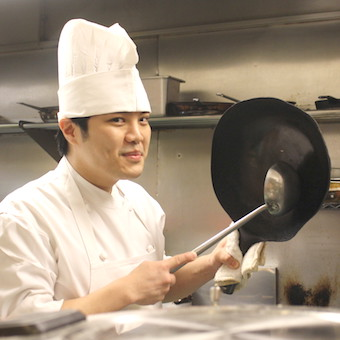 新宿駅直結だから雨にも濡れない☆オシャレな中華レストラン◎