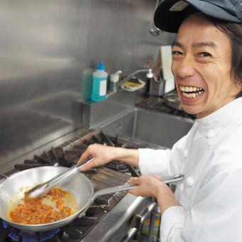 ジャンル問わずこれまでの料理経験を活かせるキッチン◎イタリアン・和食を中心とした創作料理を作る!