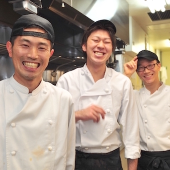 ラグジュアリーな個室ダイニング☆イタリアン・和食を中心とした本格的な創作料理を学ぼう【経験者大歓迎】