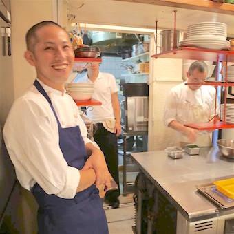 恵比寿の人気ビストロでフランス・リヨンの料理を学ぶ!楽しみながらスキルアップ♪愛されるお店を作ろう!