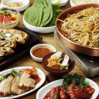 日本人が作る人気のコリアンレストランで調理の腕を磨きたい方、積極採用中!日本人8割で未経験者多数在籍