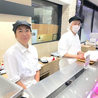 どんな料理で食べるの?お肉を通してコミュニケーションが取れる高級精肉店の販売◎勤務は銀座三越の中。