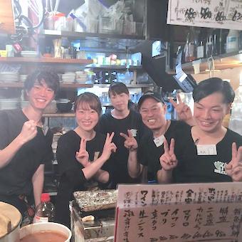 【オープニング】肉・ホルモンを極める!あの「ひなた」の新業態1号店でキッチンスタッフ☆
