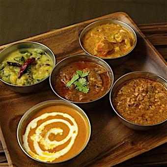 カレーなどの南インド伝統料理を学べます!