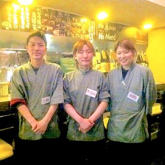 日本酒・焼酎そしてお魚を中心としたお料理の相性を学ぶ。