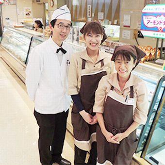 昔ながらの街のパン屋さんで、お客様との会話も楽しいカウンター販売のお仕事♪接客の好きな方大歓迎!