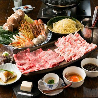 料理長が自らえらぶ、厳選食材を堪能できる石鍋が自慢です!