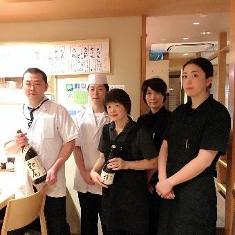 八丁堀の小料理居酒屋◆ランチ後はみんなで贅沢まかない有りのホール☆