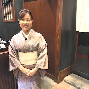 和装勤務で着付けも学べるホールスタッフ!神楽坂で福井の郷土料理や日本酒に親しもう♪時給1300円◎