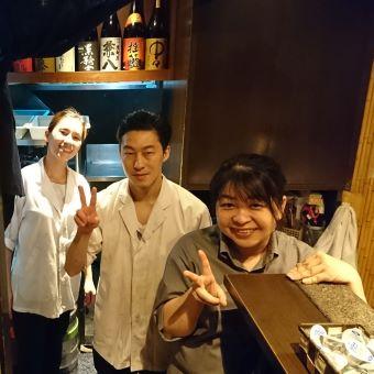 天ぷらや刺身も!どこよりも美味しい賄いが200円☆人気の和食屋でお皿も心もスッキリしよう!