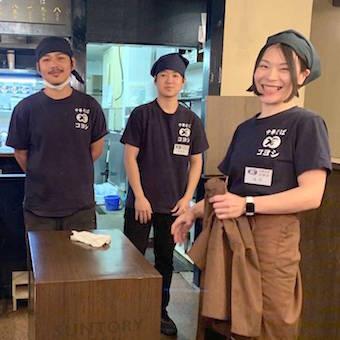 ◆2020年11月にリニューアルオープン◆人気中華そばの作り方も覚えられるホールバイト♪