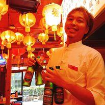 女性に人気の台湾屋台の雰囲気☆ワクワクするお店作りを一緒にしましょう♪