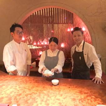 未経験から本格コリアンレストランでサービスを学ぶ!代官山で20年愛される人気店!