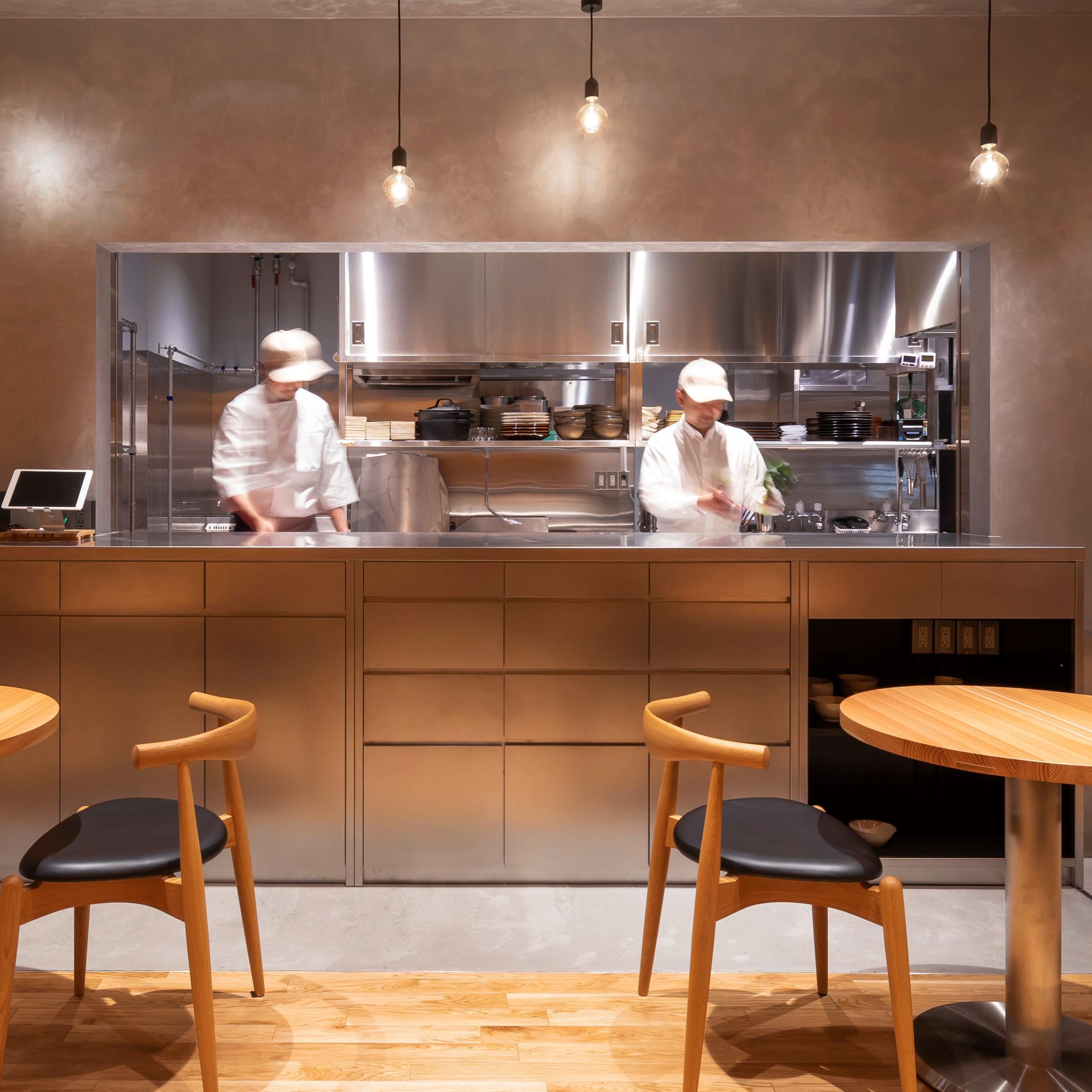 2021年2月本格オープン☆海の幸も山の幸も器も!東北産を使った創作料理を作る♪