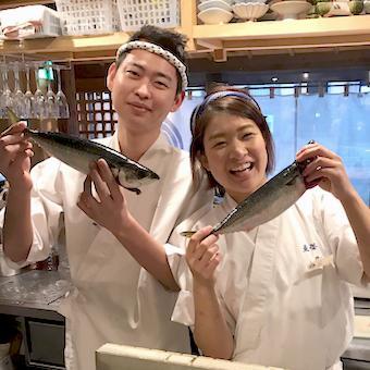 魚を学べるキッチン♪産地視察や日本酒試飲、BBQなど楽しい研修・イベント多数☆