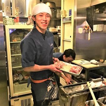 【高時給】もつ焼からイタリアンまでお肉を学びたい方必見!