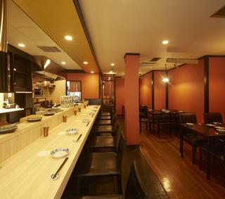 <代官山>本格和食と揚げたて串揚げが楽しめるお店で和食調理スタッフ募集☆オープンキッチン☆