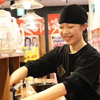 <上野>未経験歓迎!家系ラーメン店長候補募集!働きやすくて充実の福利厚生!