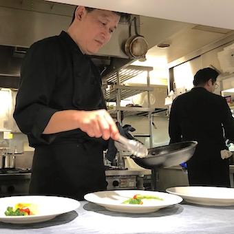 メニューのない高級イタリアンレストランのキッチンスタッフ♪有名人やハイクラスな方が多数来店