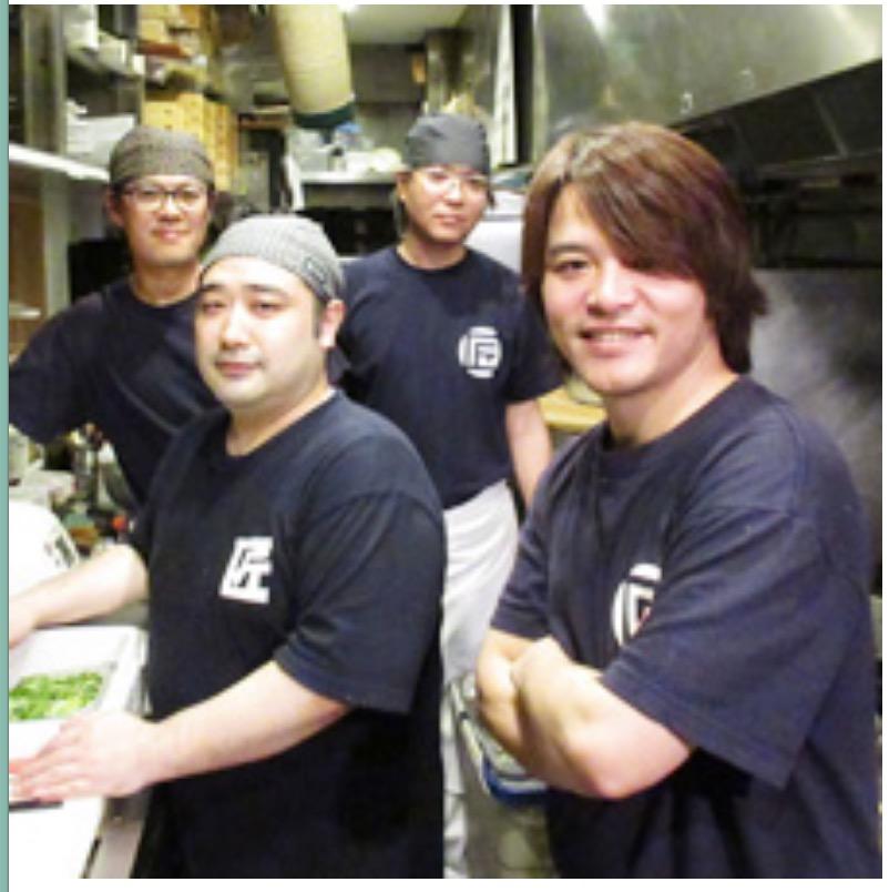深夜勤務可能な方歓迎★店長が利き酒師で日本酒も学べる人気へぎそば店のホールスタッフ◎