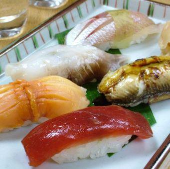<銀座>銀座の一等地で創業20年以上の寿司の名店で寿司職に募集!日祝休み!