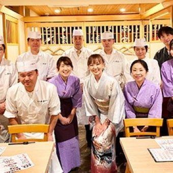 【ホール】四季折々の食材を活かす和食店でホールスタッフ募集!土日祝休み!