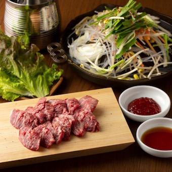料理長候補!本格韓国料理と黒毛和牛がコラボ!六本木ヒルズ内の韓国料理レストラン