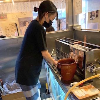女性も働きやすい職場!女性の焼き手も大歓迎!