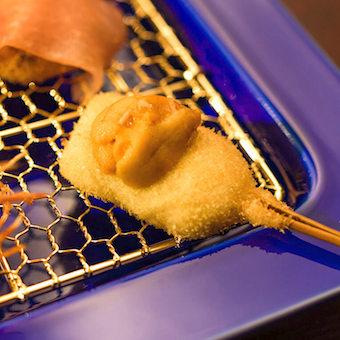 【二番手調理】ミシュラン獲得の串揚げ店の姉妹店◎しっかり稼いでしっかり休んで最高のおもてなしを提供!