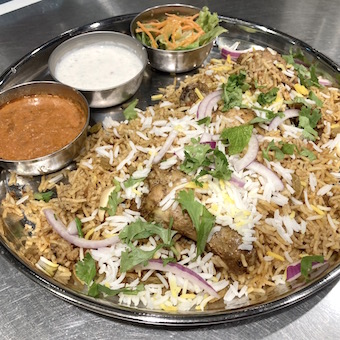 南インド料理専門店のキッチンスタッフ!スパイス料理に興味のある方にオススメ!