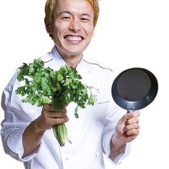 東京の一等地日比谷ミッドタウン内!タイ料理レストランで調理!月8日休・高月給スタート♪