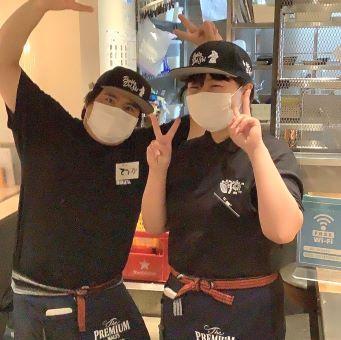 豪徳寺駅で人気のやきとん居酒屋店でホール接客!月8日休み